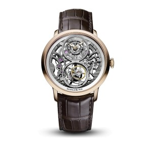 Arnold & Son UTTE Skeleton 1UTAR.S10A Watch