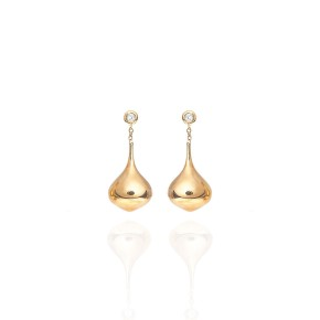 Meridius Pendant Earrings