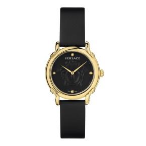 Versace Black 34 mm VEPN00320