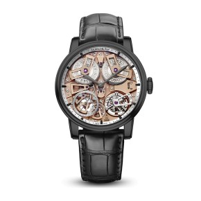 Arnold & Son Tourbillon Chronometer No.36 (Gunmetal) 1ETAS.B01A.T113S