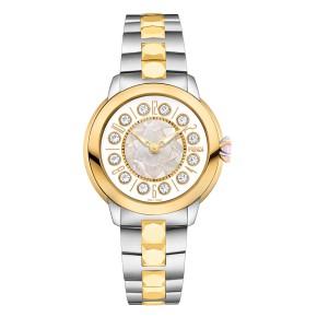 Fendi Timepieces IShine Medium 12110M WHT 38mm Womens Watch