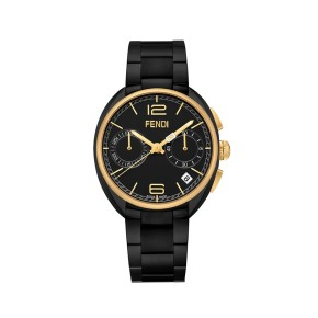 Fendie Timepieces Momento Fendi 40mm Mens Watch