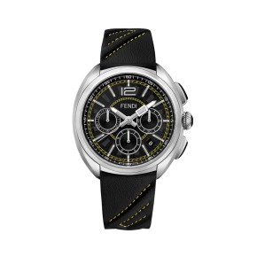 Fendi Timepieces Momento Fendi 46mm Mens Watch