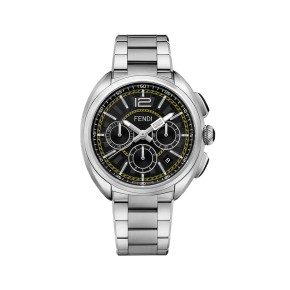 Fendi Timepieces Momento Fendi Chronograph 46mm Mens Watch