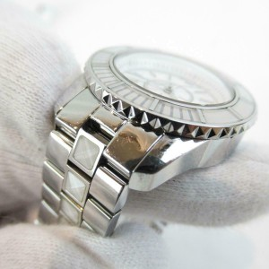 Dior Stainless steel/Stainless steel Crystal Wrist watch RCB-40