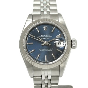 Rolex Datejust White Gold and Stainless Steel Automatic 26mm Womens Watch