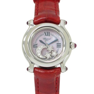 Chopard Happy Sports 27/8245 Stainless Steel Quartz 25mm Womens Watch