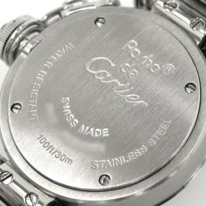Cartier Pasha Stainless Steel Quartz 27mm Womens Watch