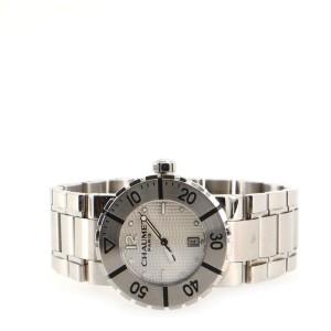 Chaumet Class One Quartz Watch Stainless Steel 33