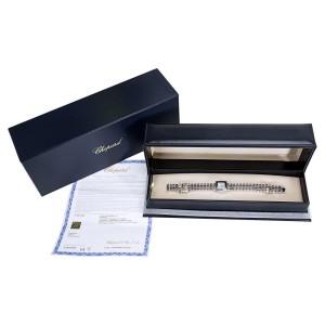 Chopard Geneve 117484-1003 Women's Watch in 18K White Gold