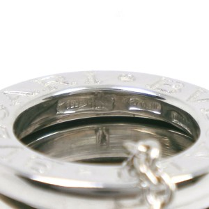 BVLGARI 18k white gold Bzero1 Necklace