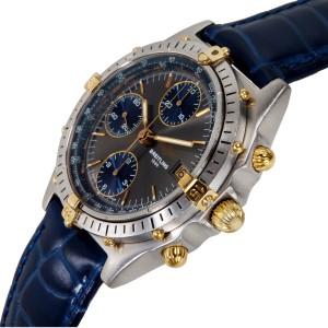 Breitling Chronomat B13047 Men's Watch in Yellow Gold/Steel