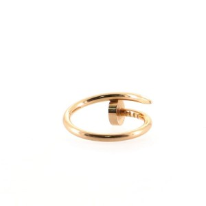 Cartier Juste un Clou Ring 18K Rose Gold Small 4 - 47