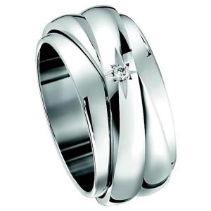Piaget G34PY500 18K White Gold Diamond Ring