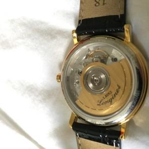 Longines Presence Yellow Gold Automatic 35mm Mens Watch