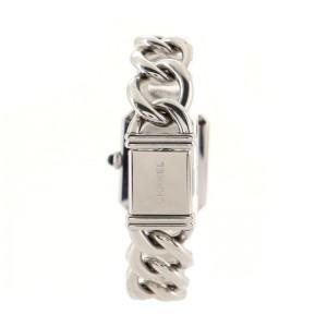 Chanel Premiere Chain Quartz Watch Stainless Steel 20