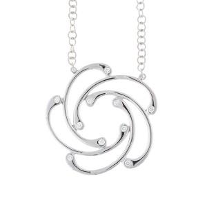 Alor 18K White Gold Necklace