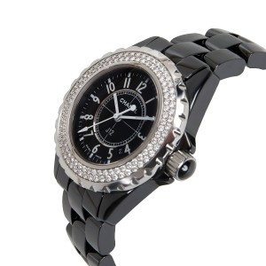 Chanel J12 H0949 Women's Watch in  Ceramic
