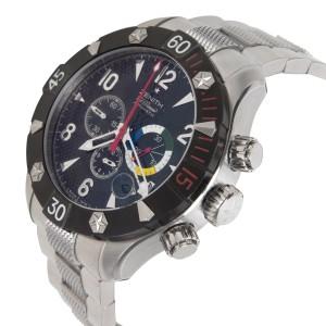 Zenith Defy Classic Aero 03.0526.4000 Men's Watch in  Stainless Steel