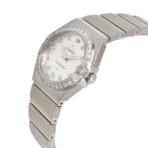 Omega Constellation 123.15.24.60.52.001 Women's Watch in Stainless Steel