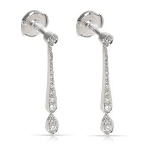 Tiffany & Co. Jazz Diamond Drop Earrings in Platinum (0.50 CTW)