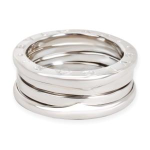 Bulgari B Zero One Ring in 18K White Gold