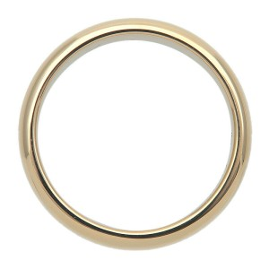 Cartier 18k Yellow Gold Wedding Ring