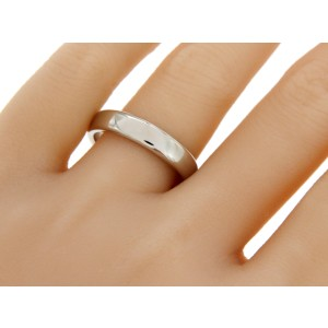 Tiffany & Co. 950 Platinum Wedding Ring Size 10