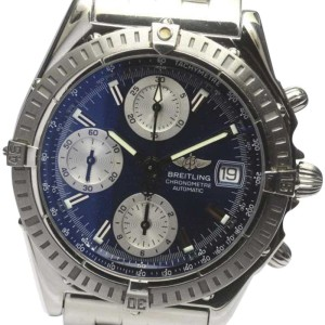 Breitling Chronomat A13352 Stainless Steel Automatic 40mm Mens Watch