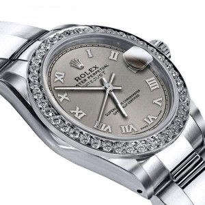 Rolex Oyster 31mm Womens Watch