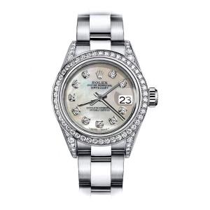 Rolex Oyster 31mm Womens Watch
