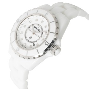 Chanel J12 H1628 Unisex Watch in  Ceramic