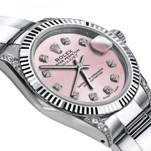 Rolex Datejust Oyster 31mm Womens Watch