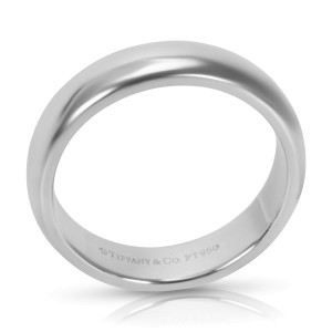 Tiffany & Co. Classic 4.5 mm Wedding Band in  Platinum