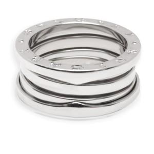 Bulgari B.zero1 Ring in 18KT White Gold (Size 53)