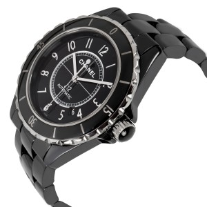 Chanel J12 H2980 Men's Watch in  Ceramic