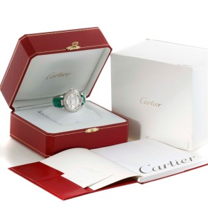 Cartier Pasha WJ116136 32mm Womens Watch