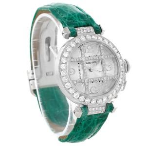 Cartier Pasha WJ116136 32mm Womens Watch