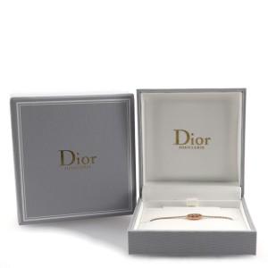 Christian Dior Rose des Vents Bracelet 18K Rose Gold with Diamond and Pink Opal