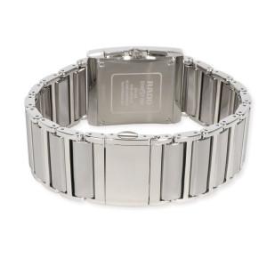 Rado Diastar 538.0670.3 Unisex Watch in  Stainless Steel & Ceramic