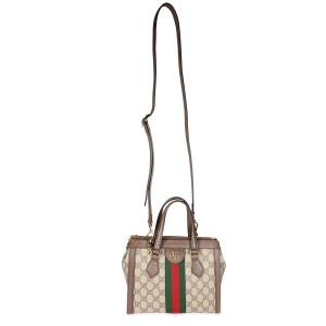 Gucci GG Supreme Small Ophidia Tote Bag