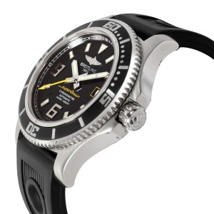 Breitling Superocean 44 A1739102/BA78 Men's Watch in  Stainless Steel