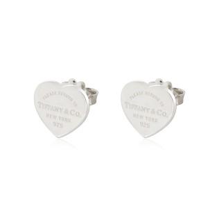 Tiffany & Co. Return to Tiffany Earrings in  Sterling Silver