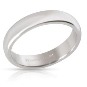 Tiffany & Co. Classic Wedding Band in Platinum 4mm