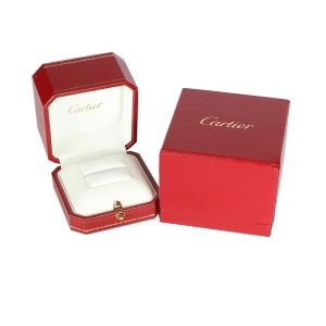 Cartier 1895 Diamond Solitaire Ring in  Platinum 0.39 CTW