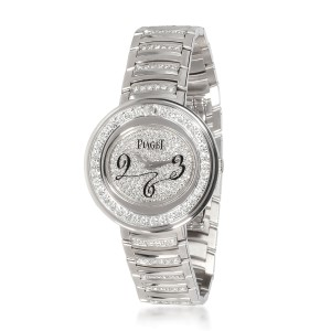 Piaget Possession GOA30086 Women's Watch in 18kt White Gold