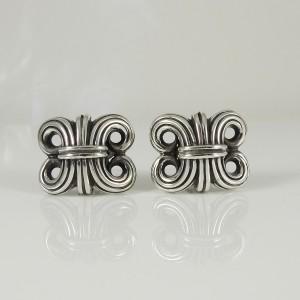 Lagos  Sterling Silver   Earrings