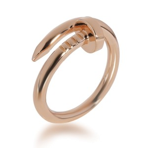 Cartier Juste un Clou Ring in 18K Rose Gold