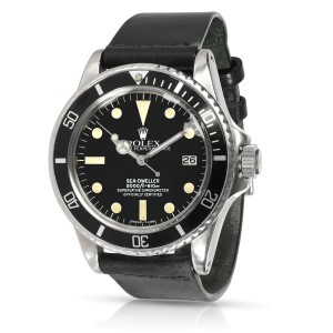 Rolex Seadweller 1665 Men's Watch in  Stainless Steel