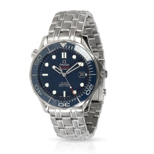 Omega Seamaster Diver 300M 212.30.41.20.03.001 Men's Watch in  Stainless Steel